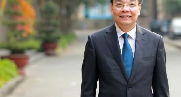 Đồng chí Chu Ngọc Anh - Ủy viên Ban chấp hành Trung ương Đảng, Bộ trưởng Bộ Khoa học và Công nghệ