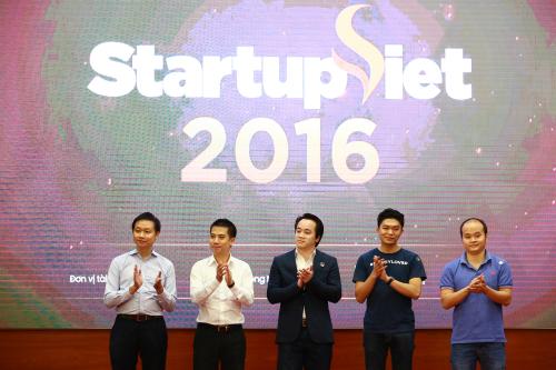 Top 5 startup Việt 2016.