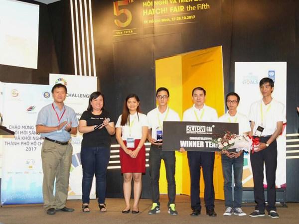 iNext Technology giành chiến thắng tại Slush (GIA)
