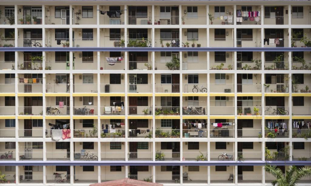 90% dân số Singapore ở trong các khu chung cư có chất lượng tốt do nhà nước xây dựng, và bán lại với giá rẻ. Nguồn ảnh: http://static.atimes.com