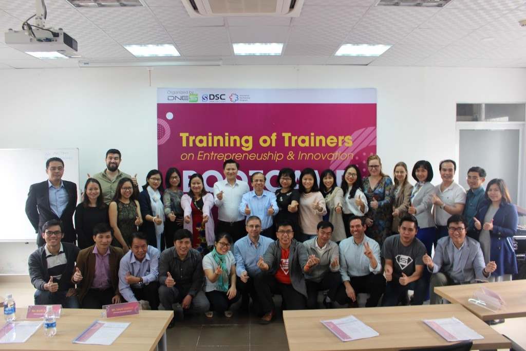 Image 4. ToT2 Danang participants at opening ceremony
