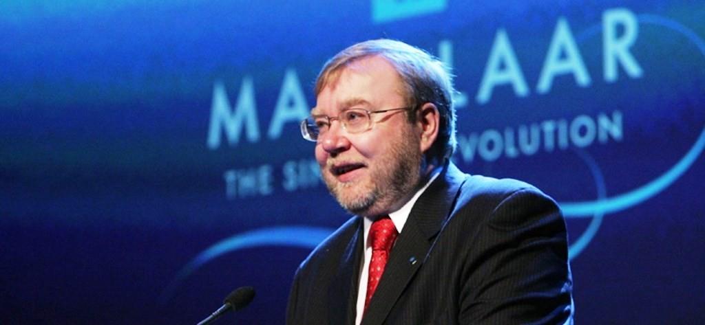 Mart Laar- Thủ tướng Estonia giai đoạn 1992-1994, 1999 – 2002, là người áp dụng thuế căn hộ đầu tiên ở châu Âu. Nguồn: Oslo Freedom Forum