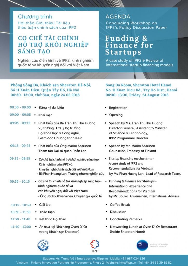 Final Agenda Finance WS 24-8-2018