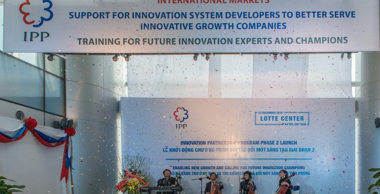 IPP launch