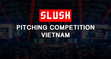 SLUSH bannerChuan K Can Chinh