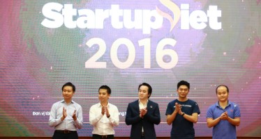 Top 5 startup Việt 2016.